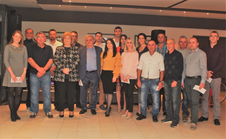 Tim SET-a proslavio 15 godina postojanja Preduzeća